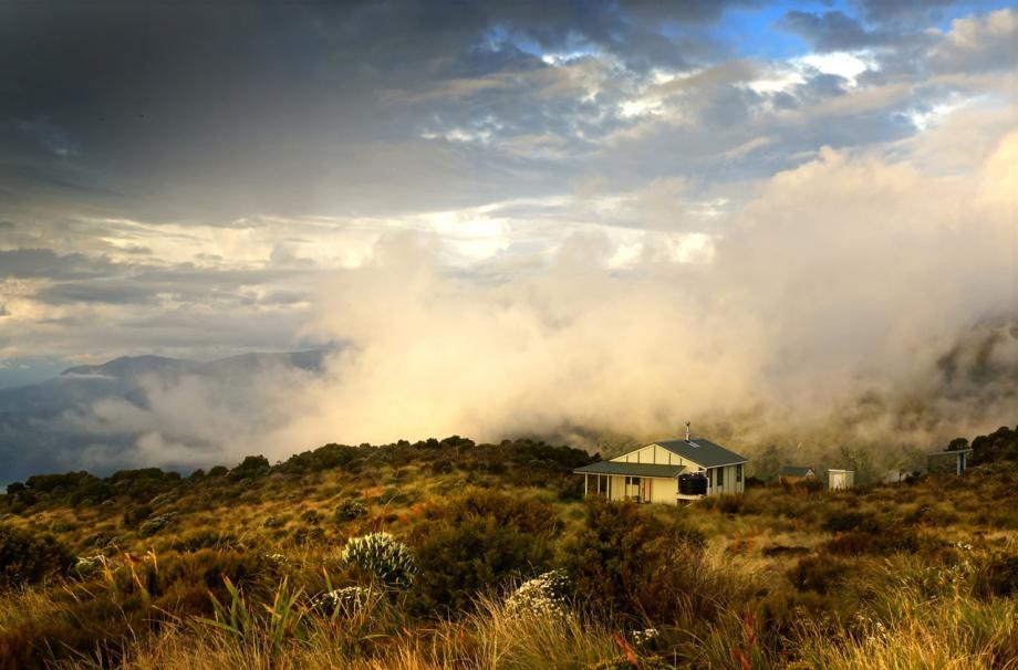 Коттедж на высоте 1300 метров