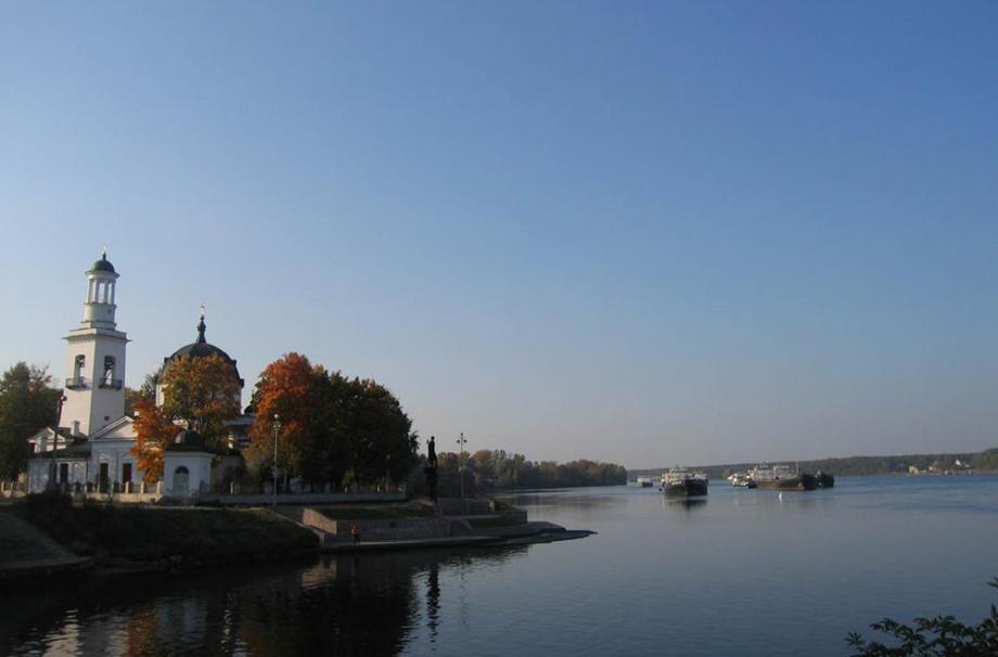 Усть-Ижора