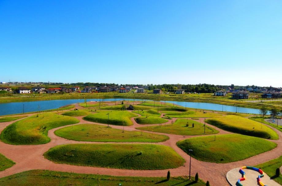 Коттеджный поселок «Онегин Парк»