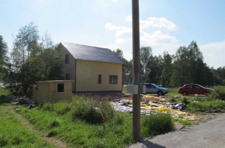 Финский хутор на Вуоксе
