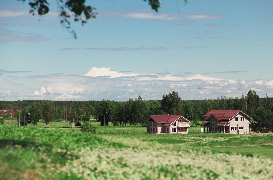 Коттеджный поселок Земляничные поляны