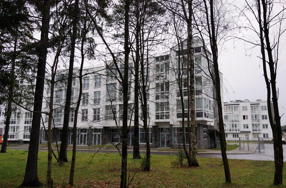 Дом в Зеленогорске