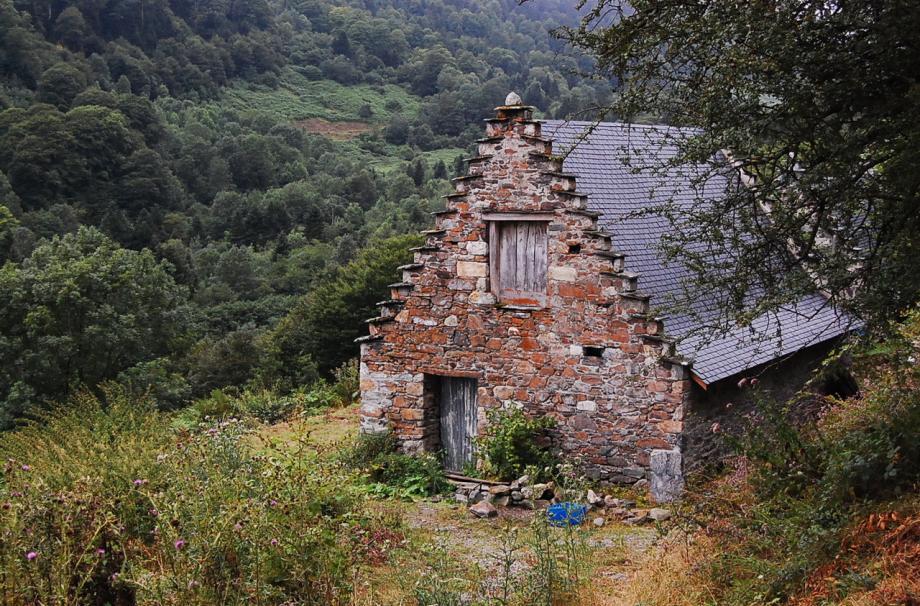 коттедж в предгорьях Пиренеев