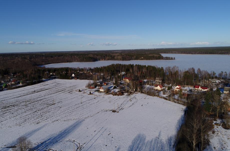 Коттеджный посёлок Озеро уДачи