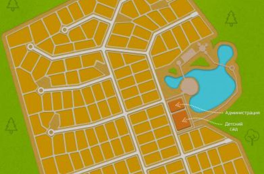 Коттеджный поселок Золотавино