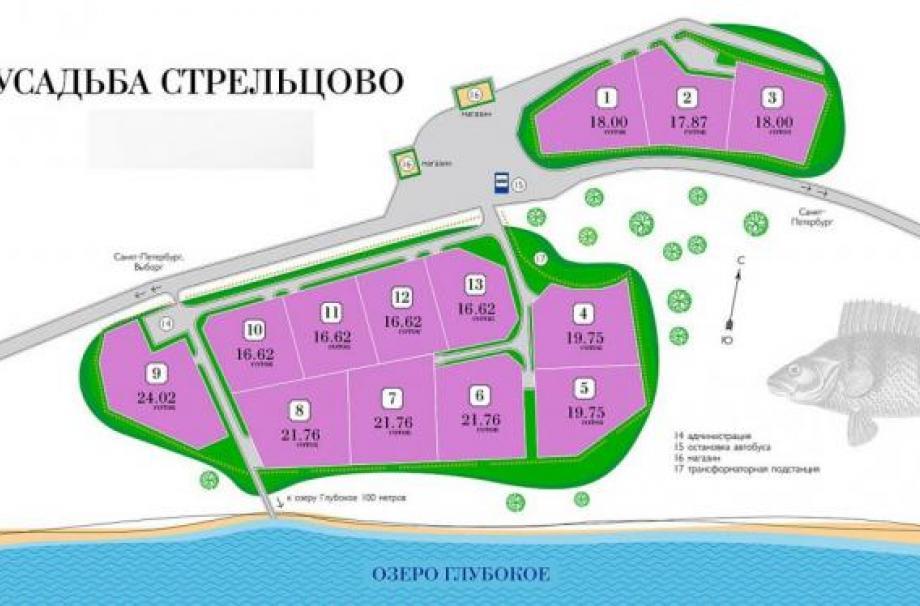 Коттеджный поселок Усадьба Стрельцово