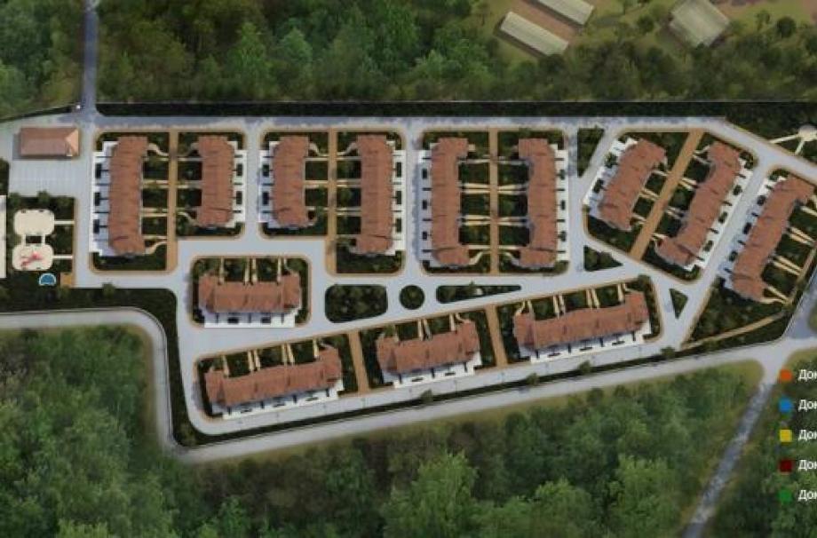 Коттеджный поселок Ollila