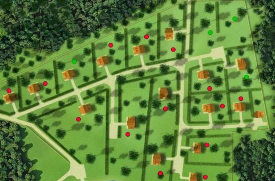 Коттеджный поселок Озерный Кот