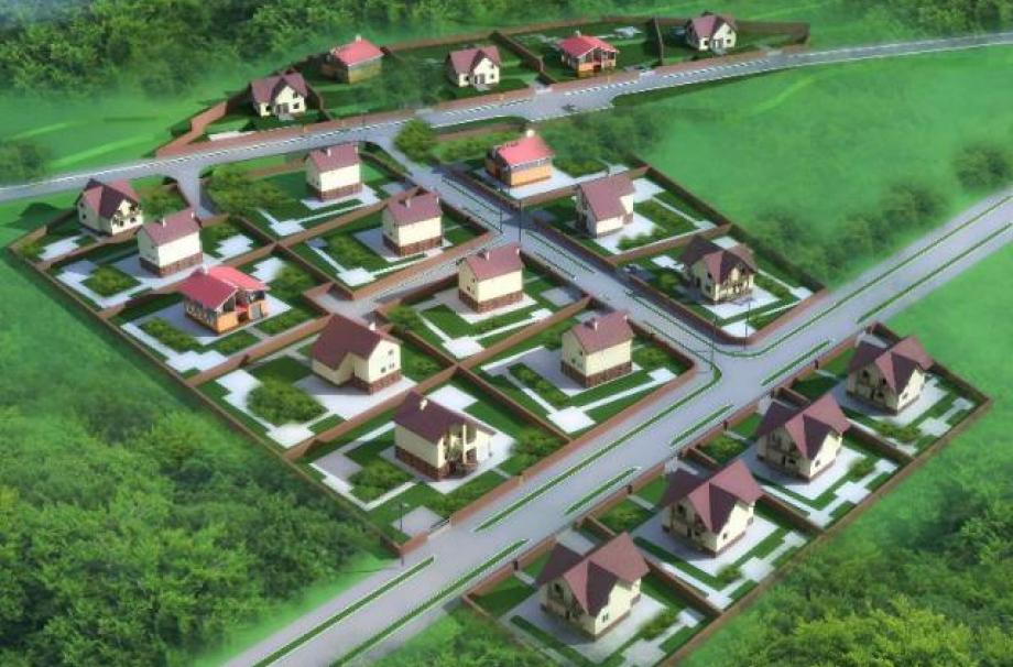 Коттеджный поселок Зеленая долина