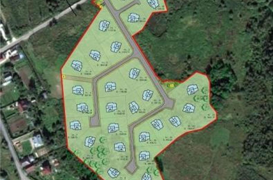 Коттеджный поселок Нева 2003