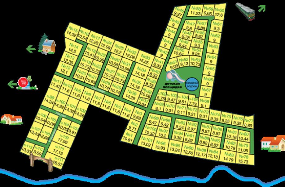 Коттеджный поселок Турышкино-Петрово