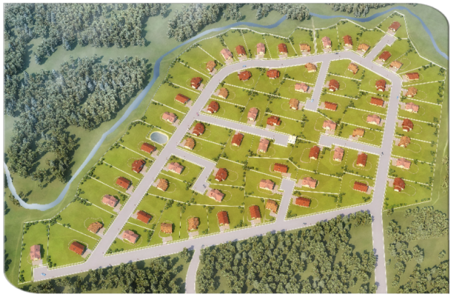 Коттеджный поселок Киварин Ручей