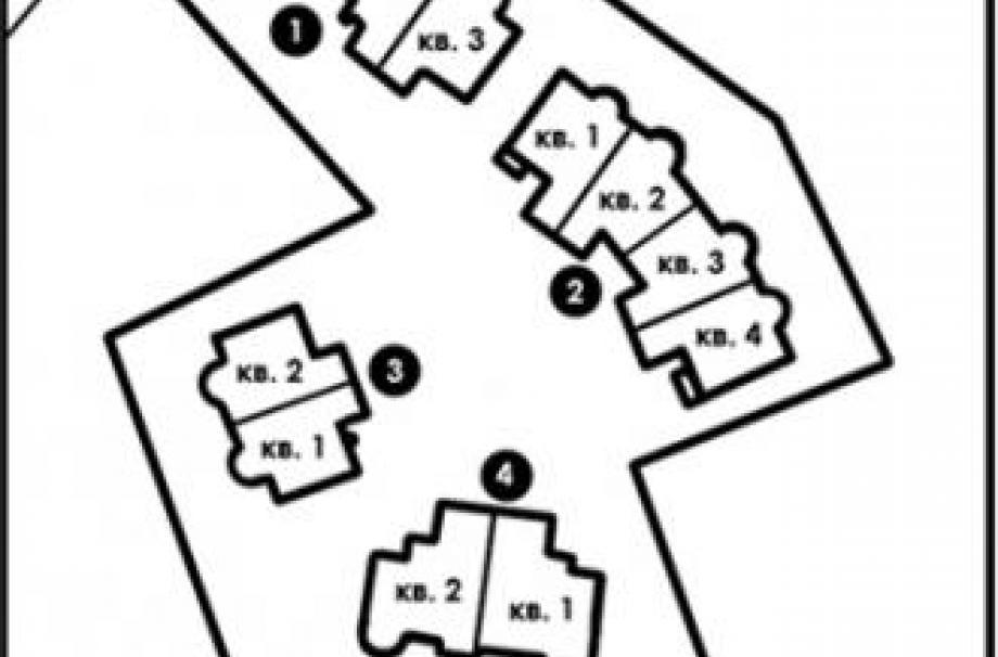 Комплекс таунхаусов Золотой Квартет