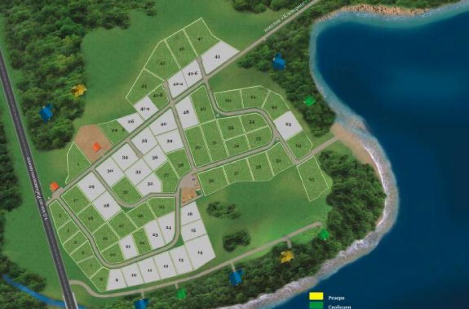 Коттеджный поселок Береговая