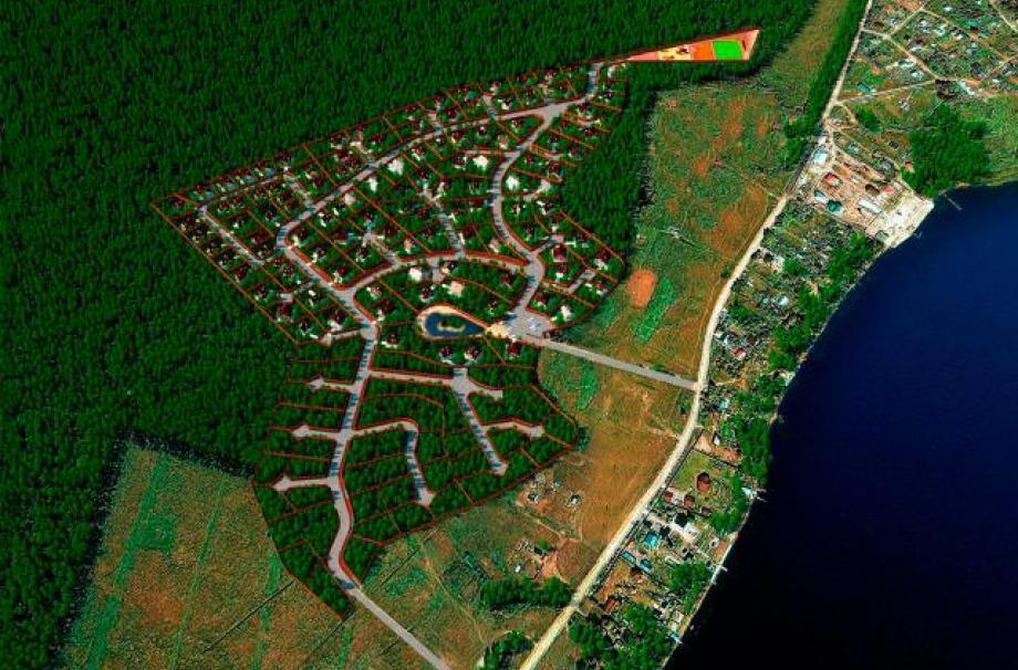Коттеджный поселок Оранжерейка