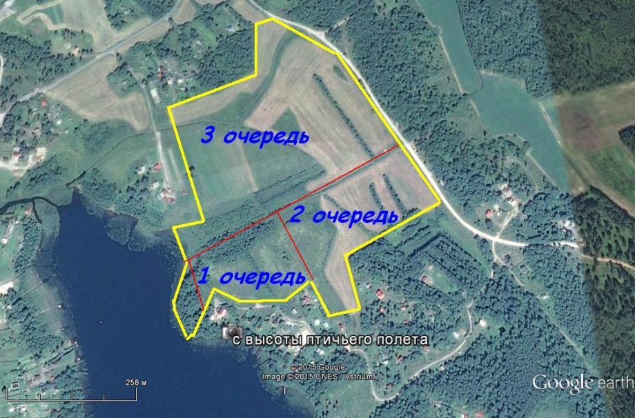 Перспектива развития ДНП Киимаярви