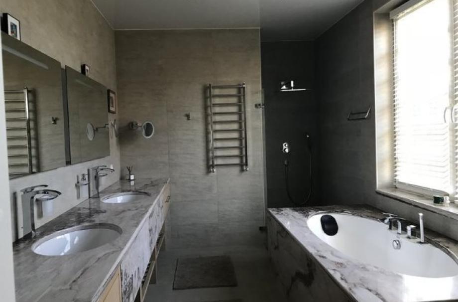 Ванная - вход из спальни