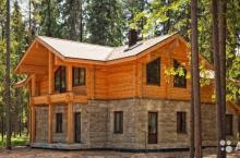 Зимний дом 257м 21 сотка земли ИЖС