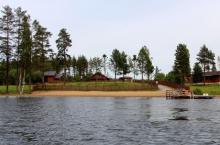 земельный участок в поселке Озерный кот