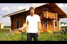Embedded thumbnail for Коттеджный поселок «Живой ручей»
