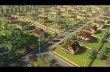 Embedded thumbnail for Коттеджный поселок «Родные просторы»