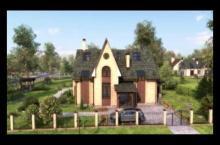 Embedded thumbnail for Коттеджный поселок «ИЗУМROOD»