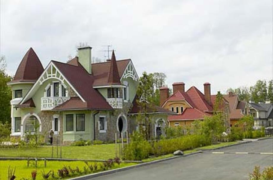 Консульская деревня