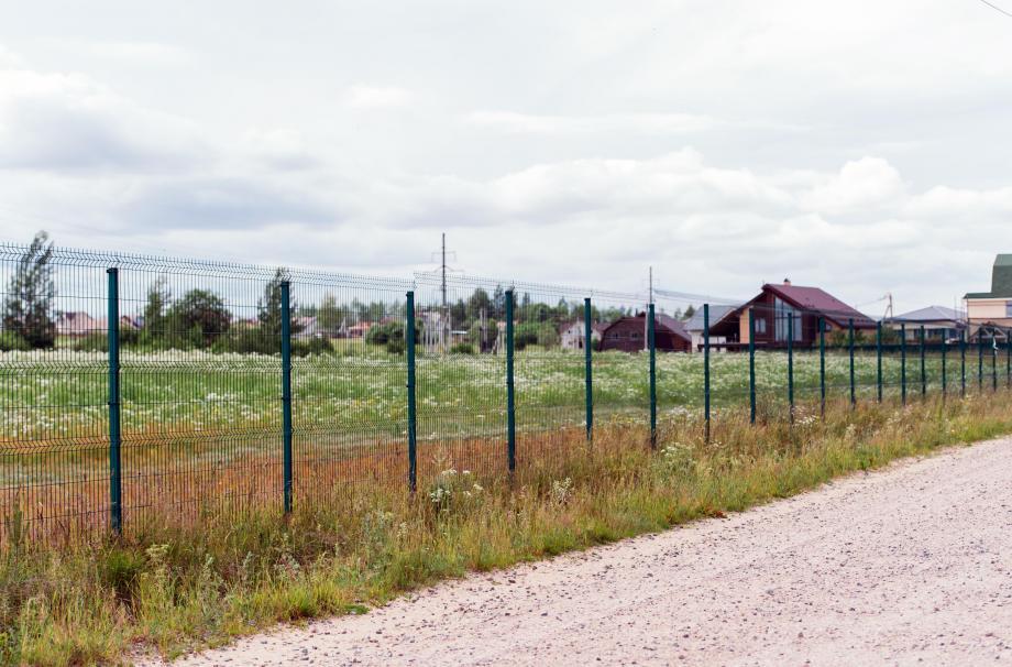 огороженный поселок безопасный коттеджный поселок