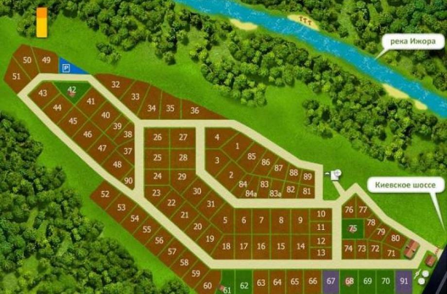 Коттеджный поселок Вайя