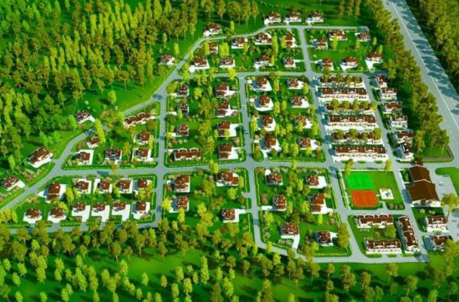 Коттеджный поселок Небо