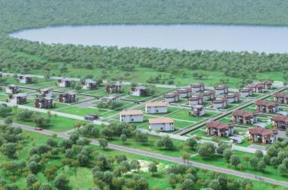 Коттеджный поселок Кивеннапа Симагино