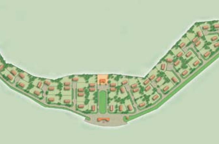 Коттеджный поселок Парквэй