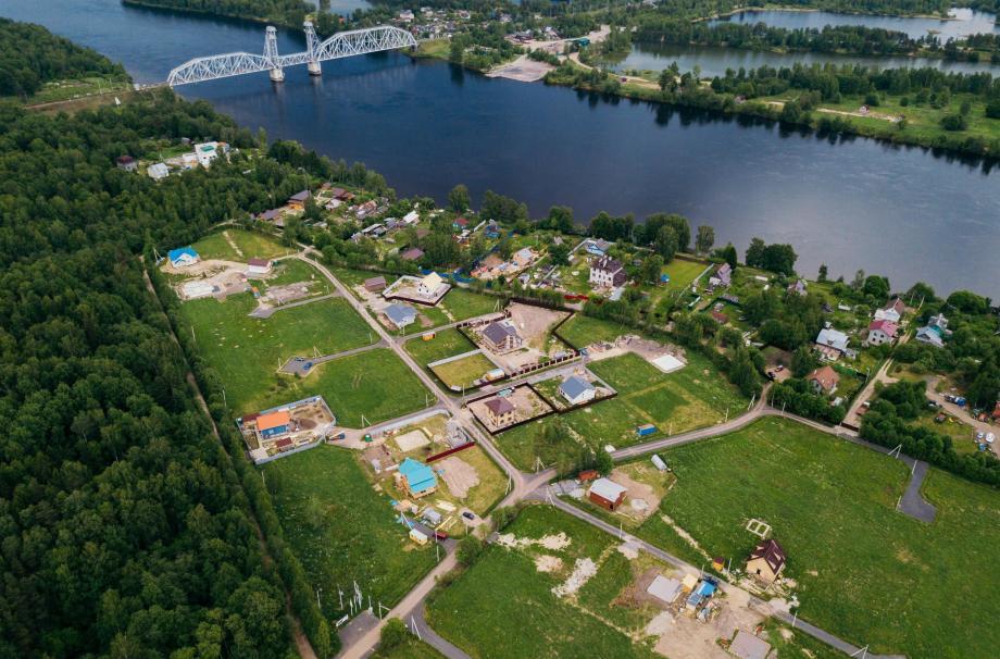 ленинградская область коттеджный поселок эконом поселок