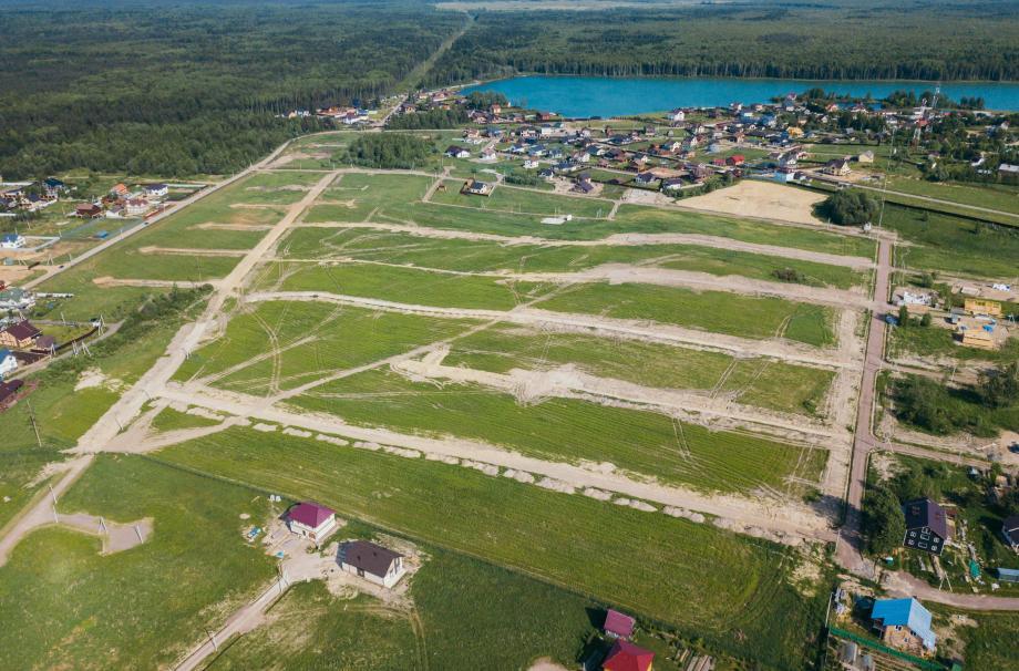 коттеджный поселок всеволожский район прилесный участки