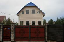 Дом 125 кв.м. на участке10 соток